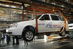 АвтоВАЗ будет собирать Lada Priora минимум до 2017 года