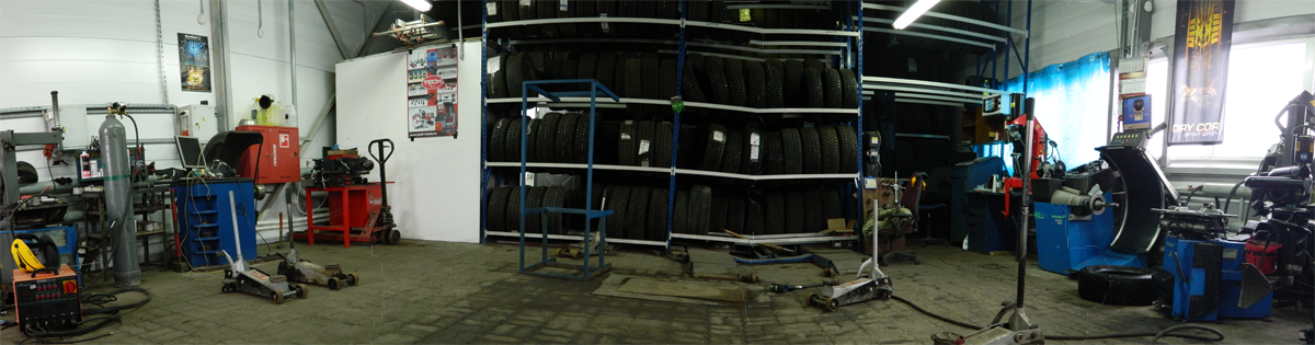 Прокатка и ремонт дисков