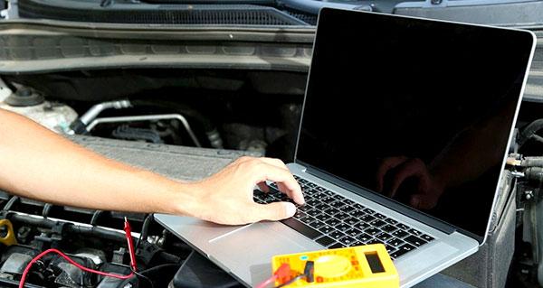 Компьютерная диагностика электронных систем автомобиля
